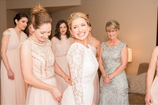 Salon tryst featured on style my pretty for pacific northwest wedding on a sailboat